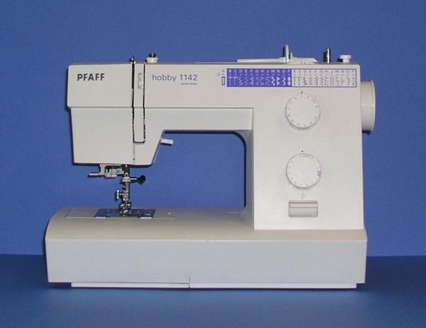 швейная машинка Pfaff Hobby 342 инструкция - фото 5