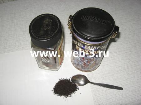 покрасить ткань в домашних условиях чаем и кофе