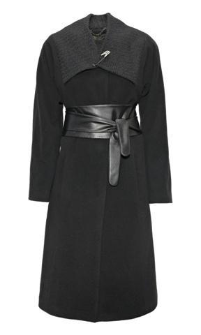 Как обновить пальто своими руками