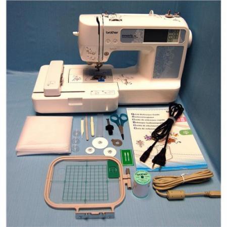 Вышивки на бразер машинка